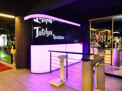 Tatilya Queen Bayanlara Özel Spor Kompleksi