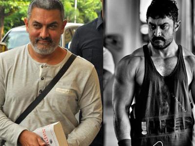 Aamir Khan'ın Dangal Filmi İçin Geçirdiği Değişim