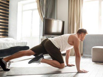 Evde Yapabileceğiniz Kolay ve Etkili 5 Egzersiz